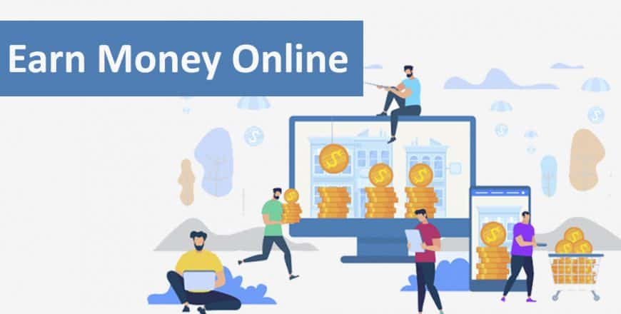 Earn Money Online using Affiliate Marketing 1
