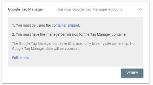 8. Google Web Master Tools 8