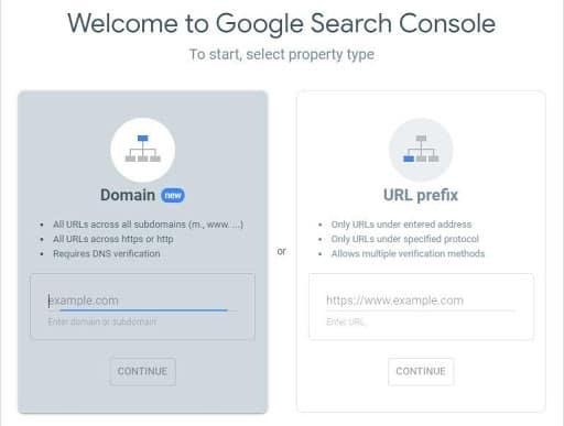 8. Google Web Master Tools 2