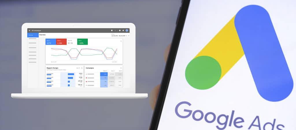 9. Google Ads 1