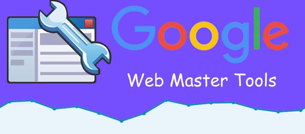 8. Google Web Master Tools 1