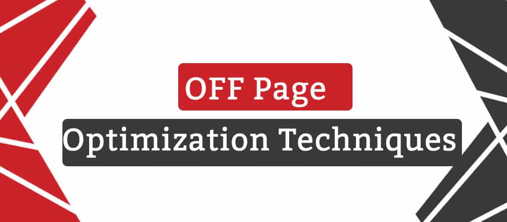 7. OFF Page SEO Techniques 2019 3