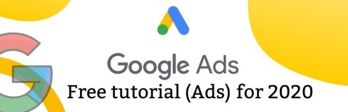 Free Google adwords tutorial